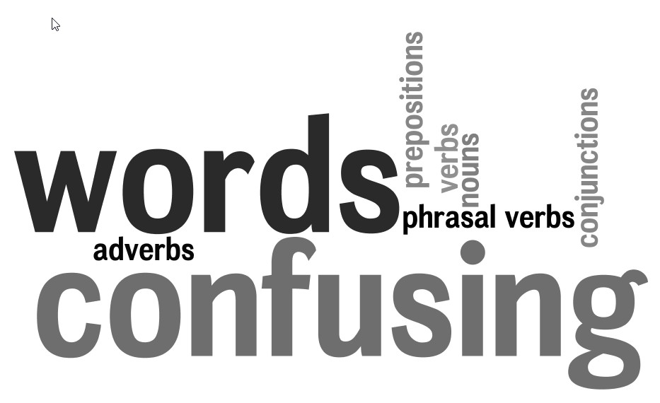 confusing words blog de cristina
