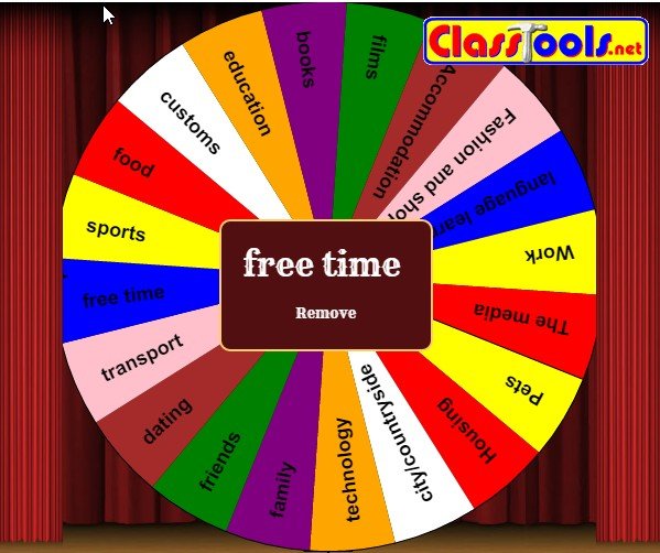 players rewards card spin the wheel