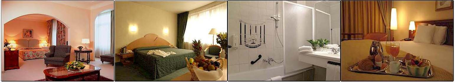 Hotel Accommodation Banners Family Tree Banners